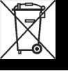Symbol auf Elektro- und Elektronikgeräten
