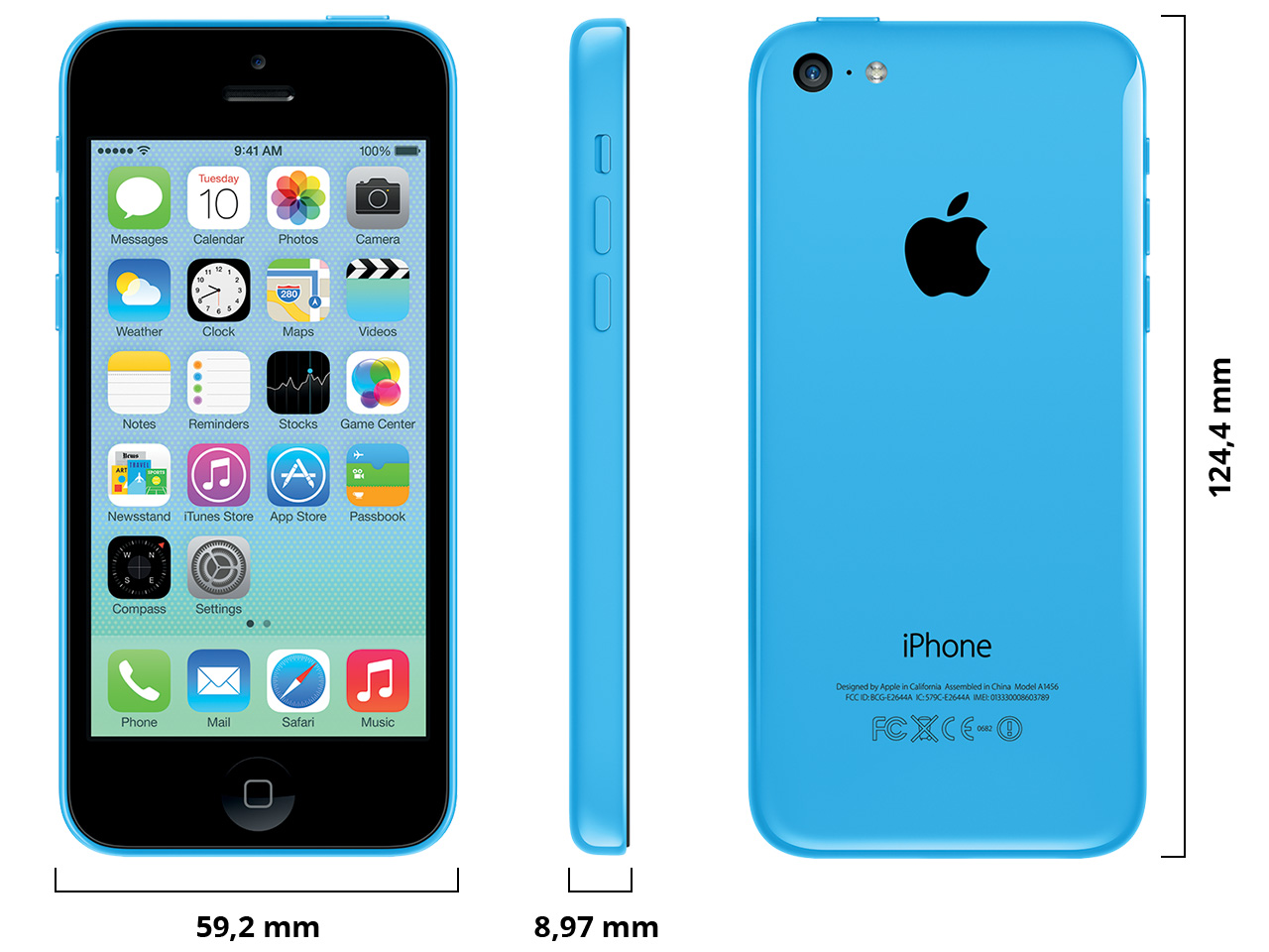 gratis apple iphone 5c 8gb