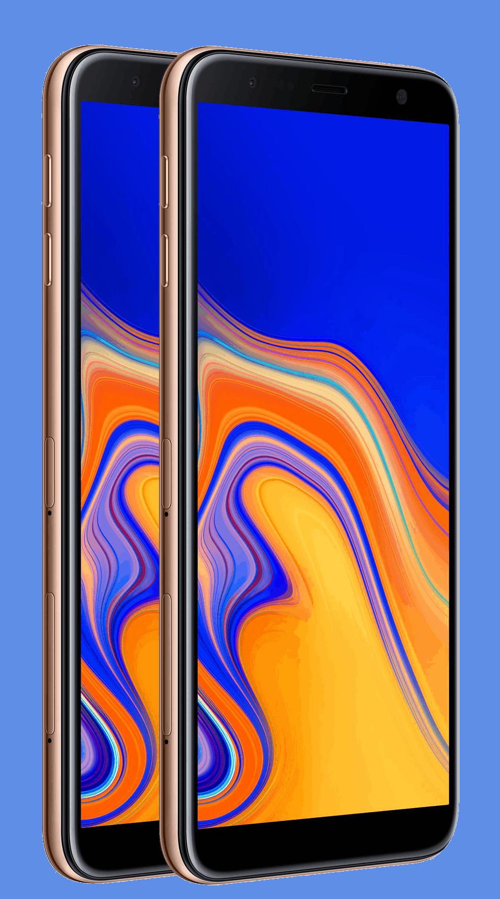 2xSamsung-Galaxy-J4+(gold)