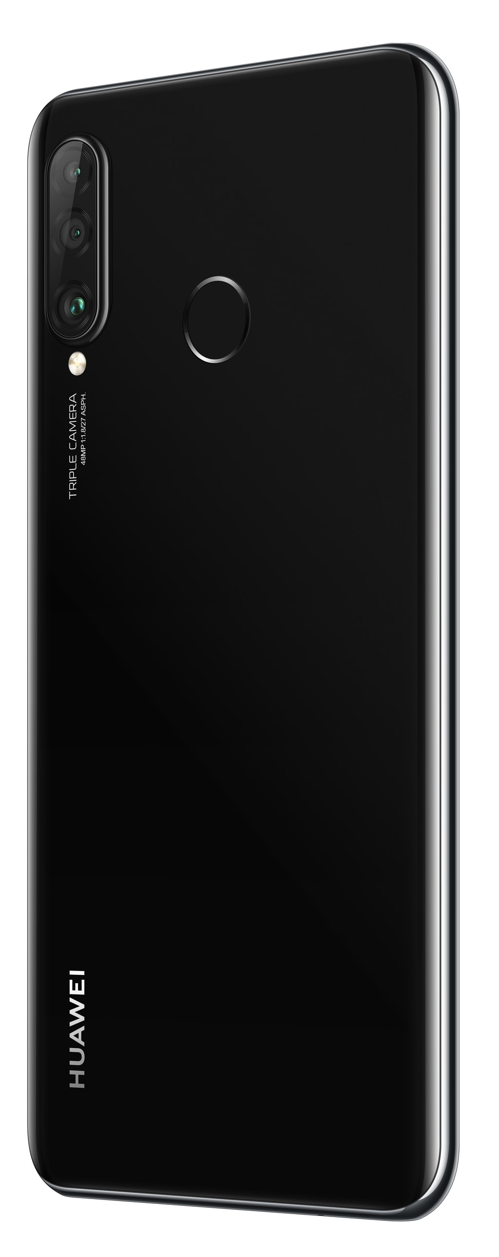 p30 lite black rear right