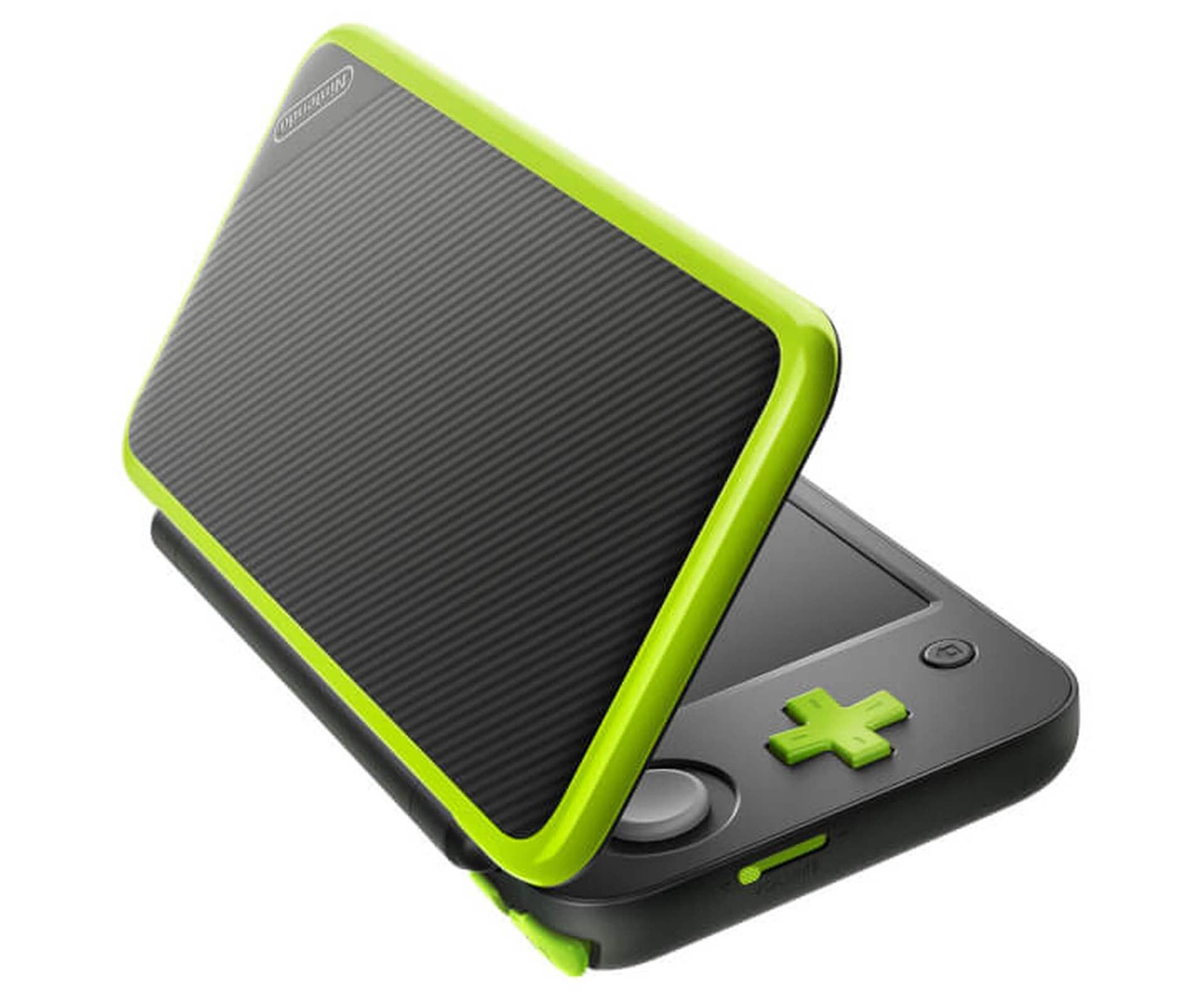 Nintendo 2DS XL back