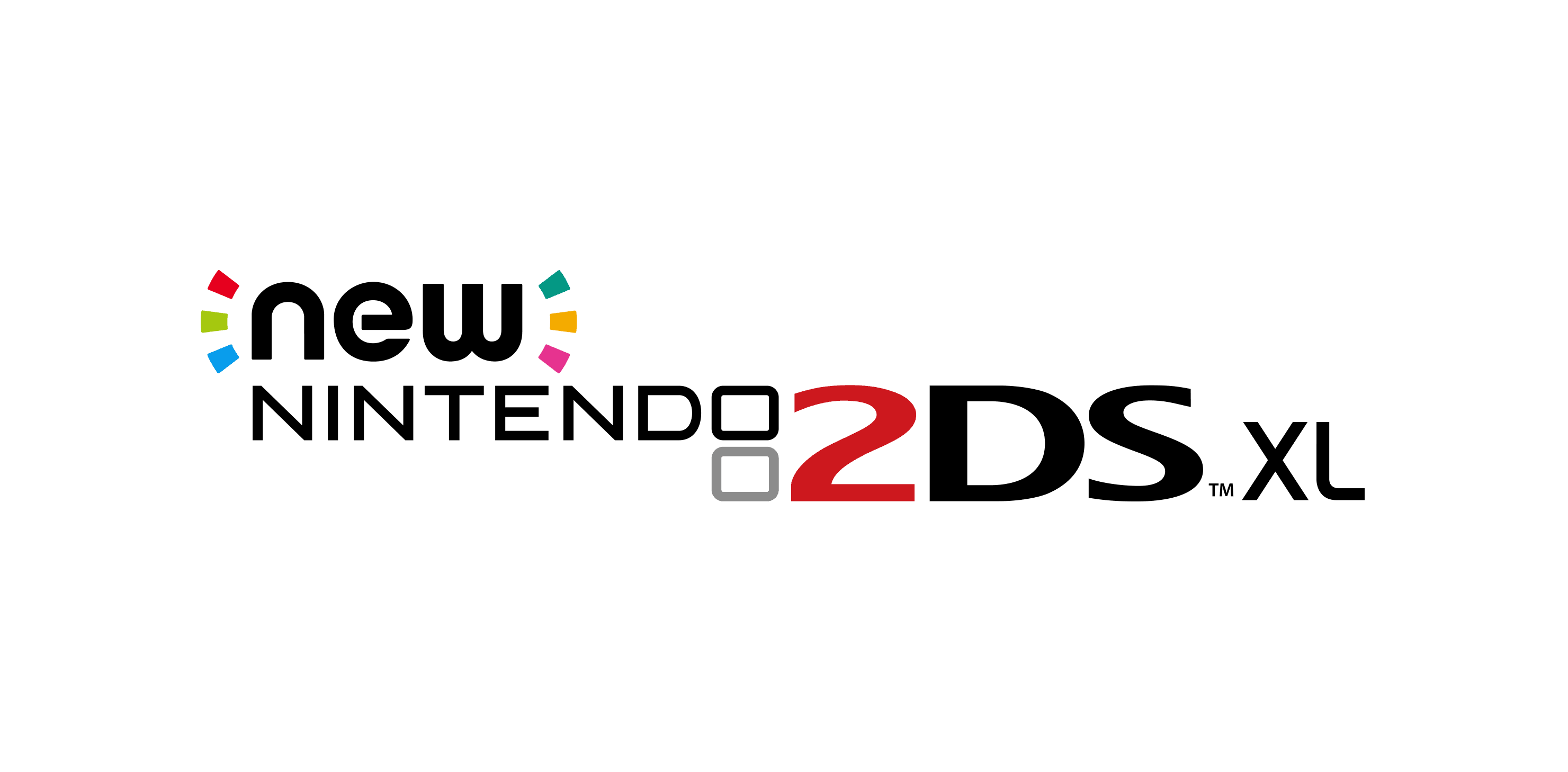 Nintendo 2ds xl Logo