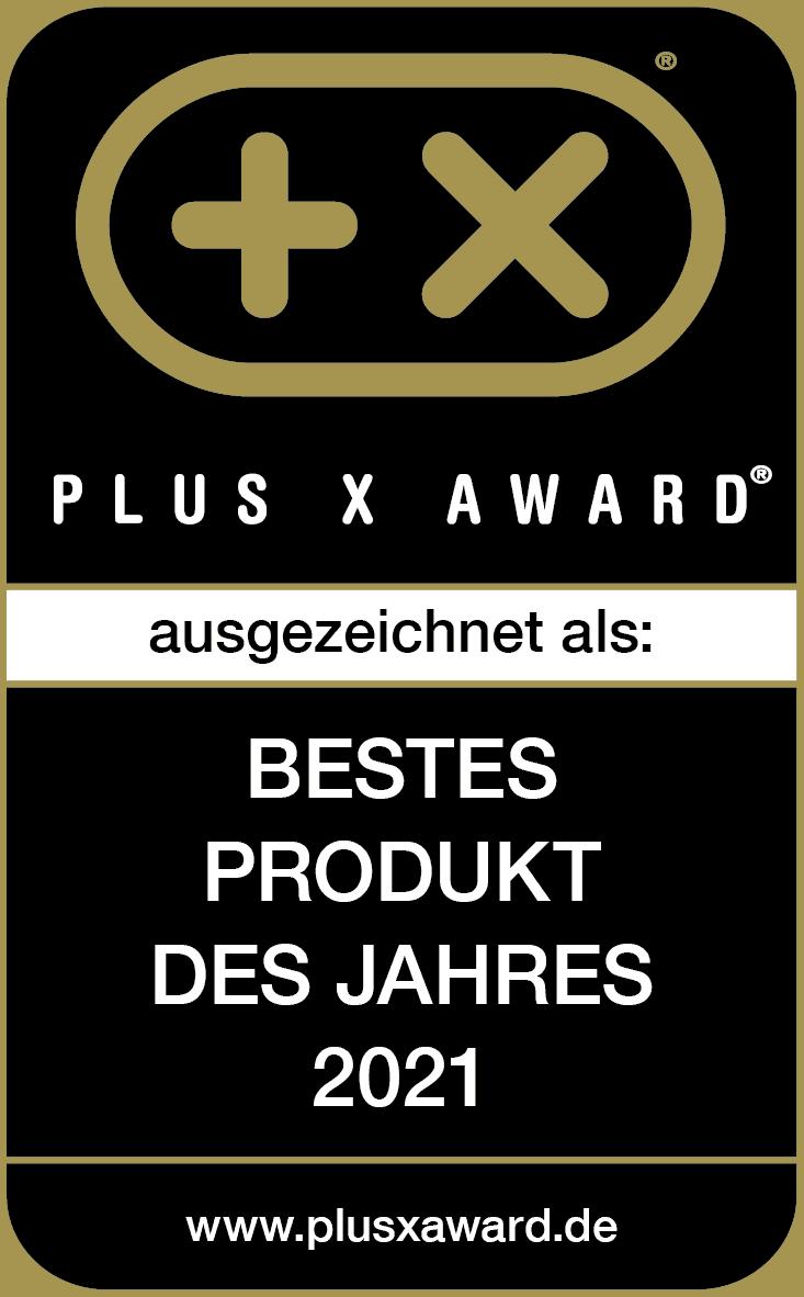 Beste Produkt Award -Auszeichnung