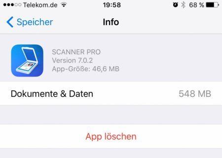 ios-speichernutzung-app-scanner-pro